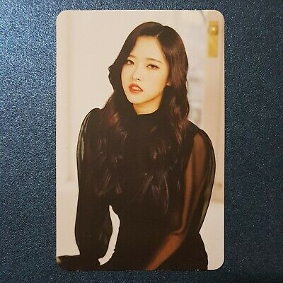 Olivia Hye - Official Photocard Loona Mini Repackage X X Monthly Girl Kpop