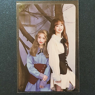 Gowon & Chuu - Official Photocard Monthly Girl LOONA Kpop