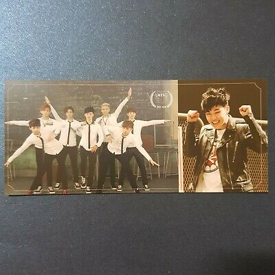 Jimin - Official Photocard BTS 2nd Mini Album Skool Luv Affair Photocard