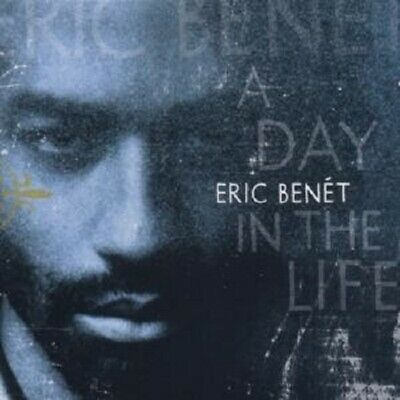 "Eric Benet ""A Day In The Life"" Cd New!"