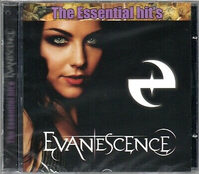 Evanescence CD The Essential Hits Brand New Sealed