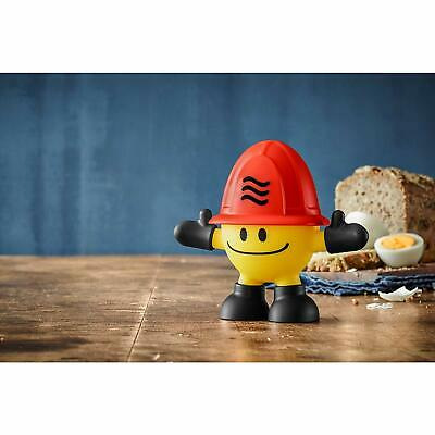 Willy Mia Fred  - FIREMAN Microwave egg cooker, boiled or runny - KIDS LOVE EM!
