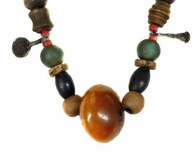 Naga Necklace Brass Pendants India 29 Inch SALE WAS $45.00