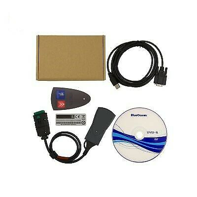 Lite Version lexia3 PP2000 with Diagbox V7.83 Software for Citroen/Peugeot