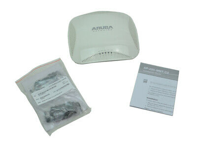 Aruba Networks Ap-225 2.4Ghz 600Mbps Ethernet Wireless Access Point Apin0225 Usa