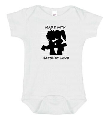 New Gerber Onesie Icp Juggalo Juggalette Insane Clown Posse Baby Hatchet Love