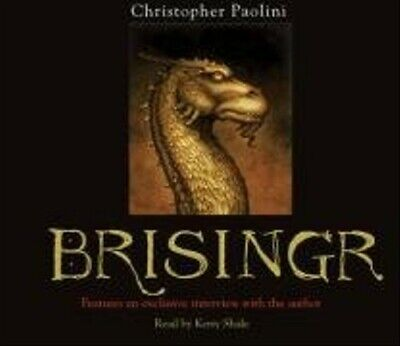 Brisingr: Eragon - Inheritance Cylce, Book 3 - Christopher Paolini