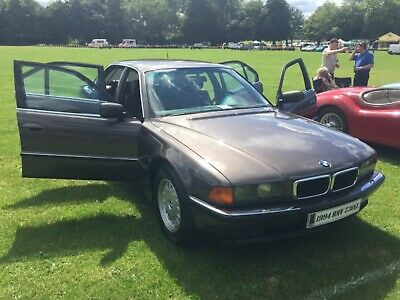 Very Very Special Low Mileage Lhd Left Hand Drive 1994 Bmw 730I Limo