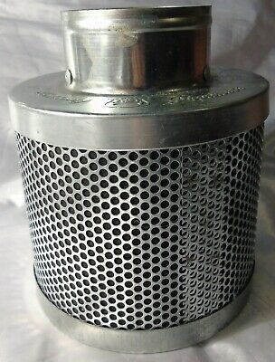 Buddy Products Hydropoinc Grow Room Activated Carbon Filter 4'' x 200 m3/Hour
