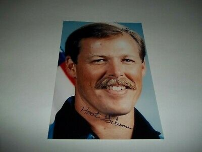 "Astronaut Robert ""Hoot"" Gibson Signed 4X6 Photo   1C"
