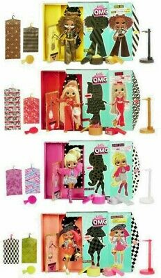 1 RANDOM LOL Surprise OMG Fashion Doll ROYAL BEE or SWAG LADY DIVA NEONLICIOUS