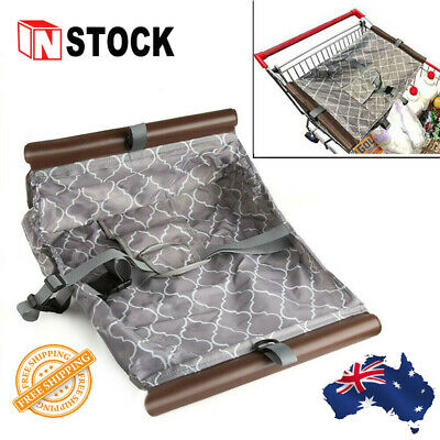 AU Baby Cart Shopping Hammock For Newborn Toddler Infant Seat Carrier Portable