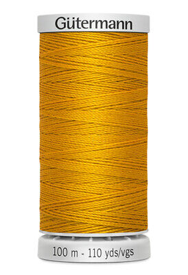 Gutermann Extra Upholstery Thread.  Polyester.   1 Roll x 100 Metres.
