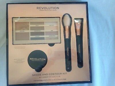 Revolution Makeup London Shade and Contour Kit  New and Sealed