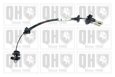 PEUGEOT 206 1.4 Clutch Cable 2002 on QH 2150AX Genuine Top Quality Replacement