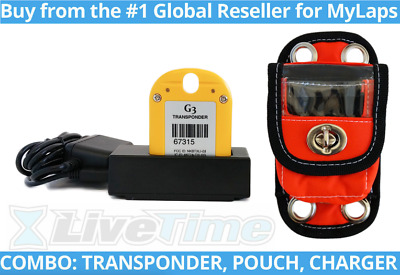 Westhold Rechargeable G3 Transponder Kit/Combo with Charger and Mount
