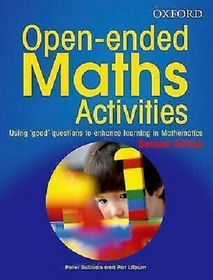 Open-ended Maths Activities 2nd Edition by Pat Lilburn, Peter S, 9780195517682