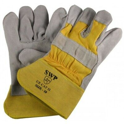 SWP Power Rigger Gloves Size 10