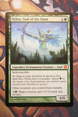 Nylea, God Of The Hunt-Theros MTG Vo English NM