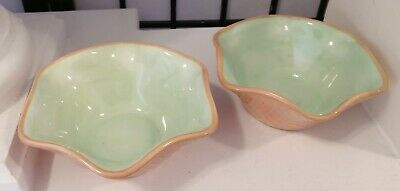 Pair of Joshua Maxell Dishes