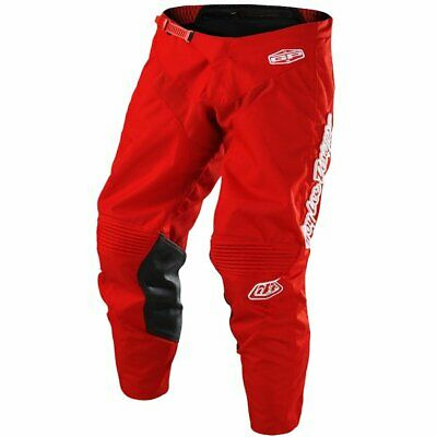 Troy Lee Designs Gp Air Pants - Mono Red