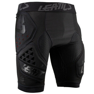 Leatt Gpx 3.0 3Df Black Impact Shorts