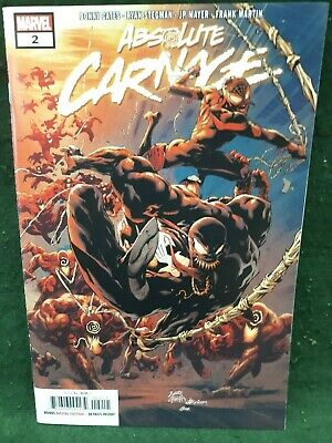 Absolute Carnage #2- Ryan Stegman Cover, 1st Print, 2019, NM!