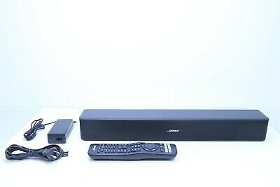 Bose Solo 5 TV Sound System Bar 418775 w/ Remote - Fast Free Shipping