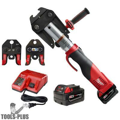 "Milwaukee 2673-22L M18 FORCE LOGIC Long Throw Press Tool 1/2"" - 1"" Kit New"