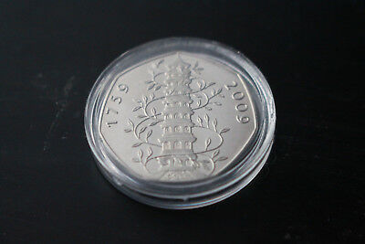 KEW GARDENS 50p Coin Fifty Pence