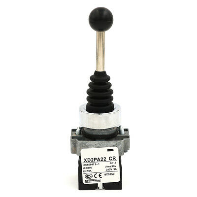XD2PA12CR 2positions maintained wobble stick joystick switch 2 direction loc VXL