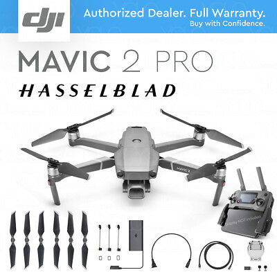 DJI MAVIC 2 PRO with 20MP HASSELBLAD Camera. - Open box NEVER ACTIVATED