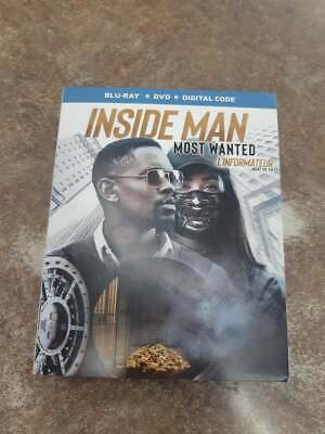Inside Man Most Wanted ** Canadian Digital Code **