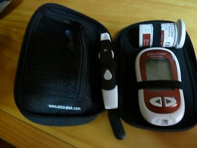 Accu-Chek Performa Blood Glucose Meter - Used
