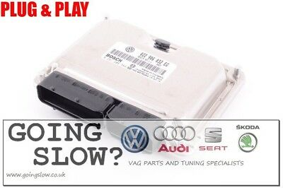 VW GOLF 1.9 TDI PD150 ARL TUNED ECU 200HP REMAP IMMO OFF PLUG & PlAY 038906019FE