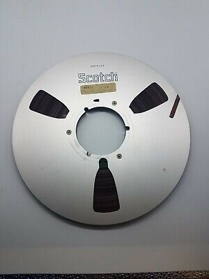 Scotch Sound Recording Tape Made In USA