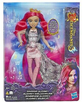 Disney Descendants 3 Audrey Singing Fashion Doll Sings Queen of Mean Kid Toy