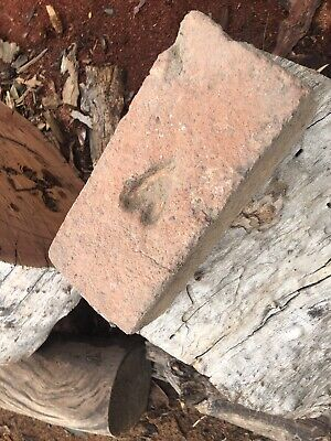 Antique Convict Brick Not Codd Not Marble Bottle Not Ginger Beer