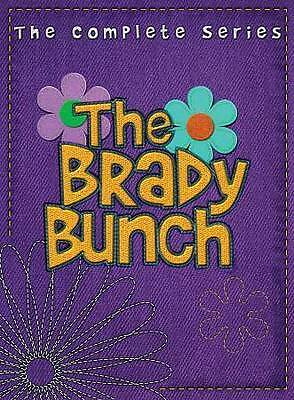 The Brady Bunch: The Complete Series [New DVD] Boxed Set, Full Frame, NEW