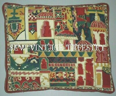 EHRMAN MYSORE by Annabel Nellist TAPESTRY NEEDLEPOINT KIT - DISCONTINUED