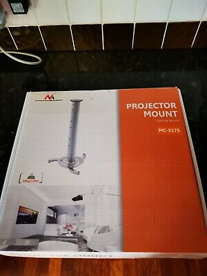 Projector Ceiling  Mounts MC 517s By Maclean