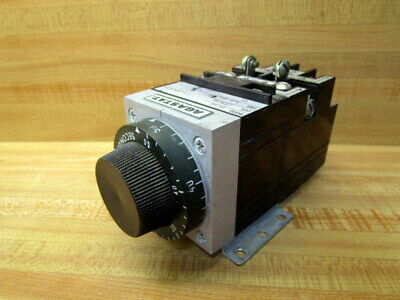 Agastat 7024AD Pneumatic Timing Relay 5-50 Seconds