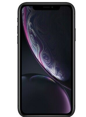 iphone XR Apple 64gb black NEU Versiegelt OVP