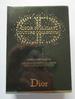 Dior Holiday Couture Collection Daring Eye Palette 10G New & Sealed