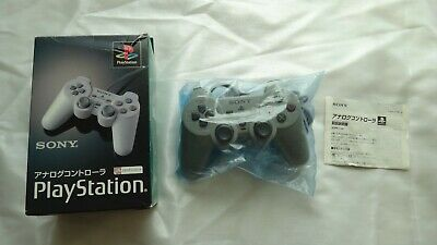 Official SONY PlayStation Analog Controller PS1 PS2 Japan Boxed SCPH-1150