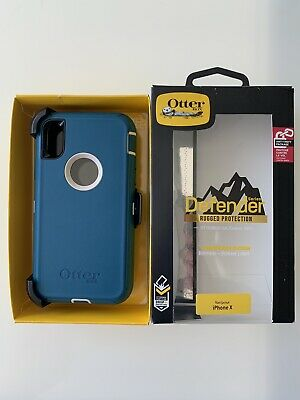 Otterbox Defender Series Case for Apple iPhone X iPhone XS with Holster Black
