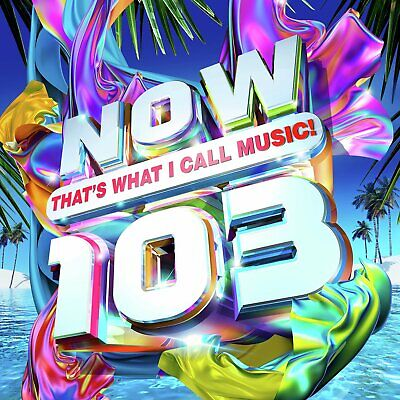 Now That's What I Call Music 103 CD
