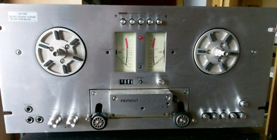 Pioneer rt701 reel to re tape recorder