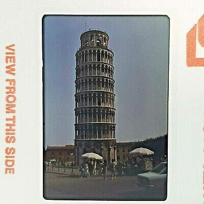 Vintage 35mm Slide Collection 1983 France & Italy 120 Round Magazine(n5-2)