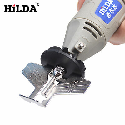 Saw Sharpening Attachment Sharpener Guide Drill Adapter   Drill Rotary Too